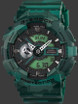 G-Shock XL Worldtime Dark Green Camo -Limited Edition
