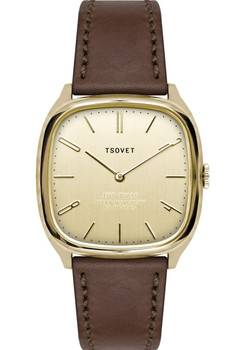 TSOVET JPT-TW35 Gold/Brown