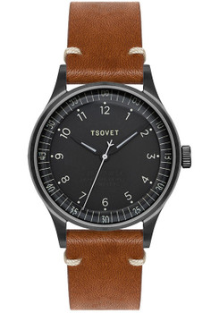 TSOVET JPT-PW36 Black/Brown