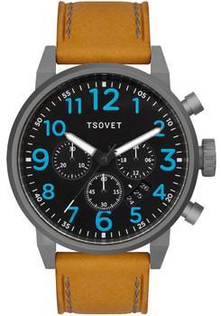 Tsovet TS221021-57 Camel/Black/Blue