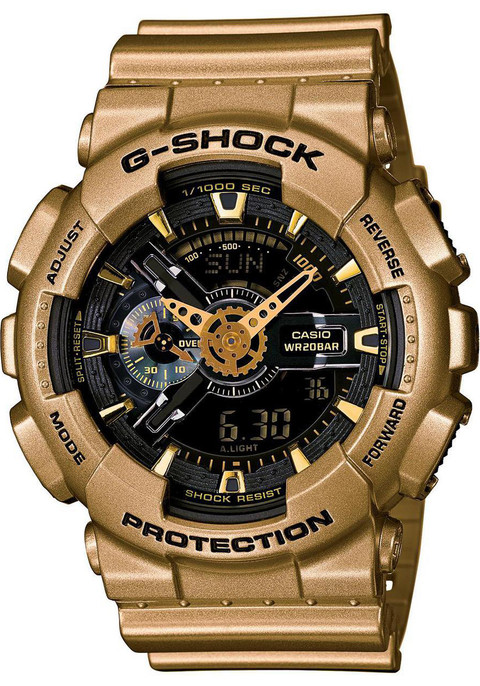 G-Shock XL Classic Gold/Black -Limited Edition
