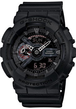 G-Shock Classic Military X-Large Matte Black
