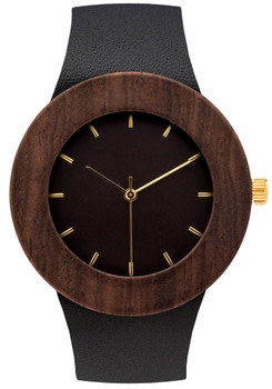 Analog Watch Co. Leather & Blackwood Marker (ANALOG-UPL)