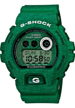 G-Shock GDX-6900 Heathered Series - Green