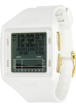 Vestal Brig Tide & Train White/Gold BRGOLD02