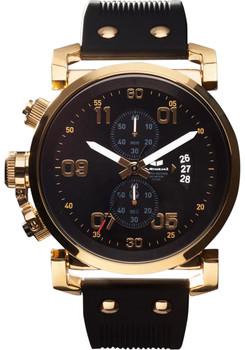 Vestal USS Observer Chronograph OBCS009 Black/Gold