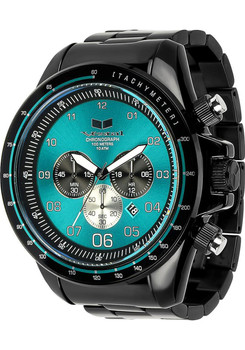 Vestal ZR3034 Chronograph Black Teal