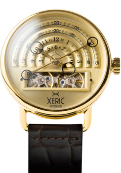 Xeric All Gold Halograph Automatic Limited Edition