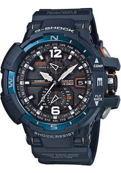 G-Shock G-Aviation Solar Atomic Gravitymaster