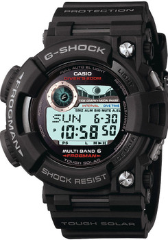 G-Shock Frogman Black - LIMITED EDITION