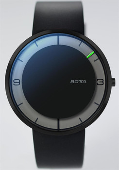 Botta NOVA Swiss Quartz Black Edition
