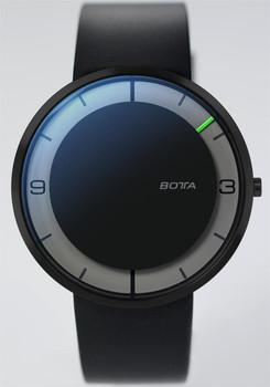Botta NOVA Swiss Quartz Black Edition