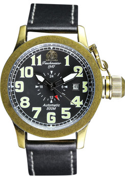 Tauchmeister Raw Steel Diver Automatic