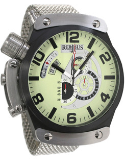 Rebosus Military Luminous Chronograph