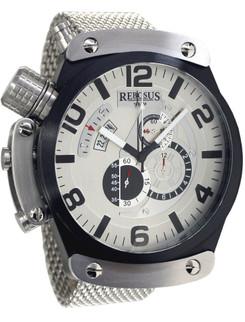 Rebosus Military Mesh Chronograph