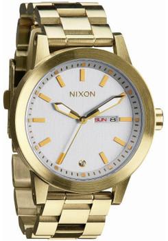 Nixon Spur Gold Silver