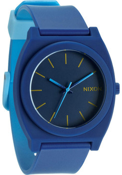Nixon Time Teller P Navy/Sky Blue