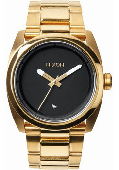 Nixon Kingpin Gold Black