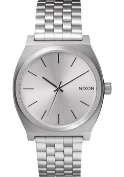 Nixon Time Teller SS All Silver