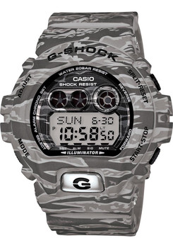 G-Shock GDX-6900TC XL Grey Camo - Limited Edition