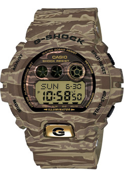 G-Shock GDX-6900TC XL Green Camo - Limited Edition