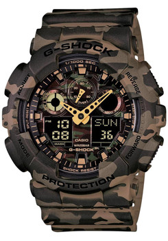 G-Shock Classic X-Large Green Camo - Limited Edition