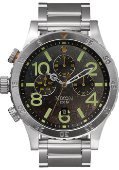 Nixon 48-20 Chrono SS Dark Copper