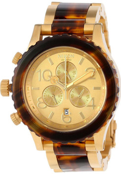 Nixon 42-20 Chrono Gold/Molasses