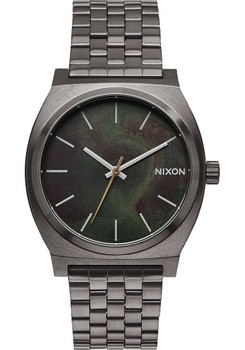 Nixon Time Teller Gun Green Oxyde (A0452069)