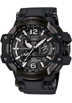 G-Shock GravityMaster GPS Hybrid Black - LIMITED EDITION