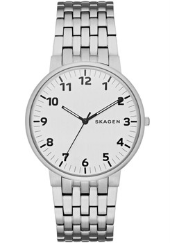 Skagen Ancher Steel Link Watch SKW6200