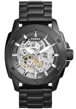 Fossil Modern Machine Automatic All Black