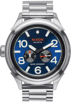 Nixon October Tide Blue Sunray