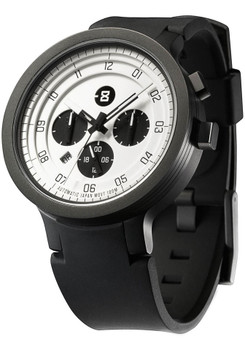 Minus-8 Layer 24 Black White Automatic