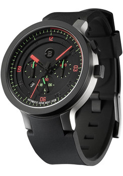 Minus-8 Layer 24 Black Bright Automatic