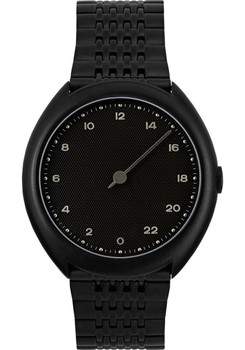 Slow O 03 24 Hour One Hand SS All Black