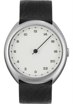 Slow O 04 24 Hour One Hand Silver White