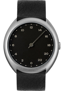 Slow O 05 24 Hour One Hand Silver Black