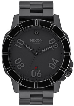 Nixon Ranger Star Wars Imperial Pilot Black