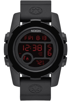 Nixon Unit 40 Star Wars Imperial Pilot Black