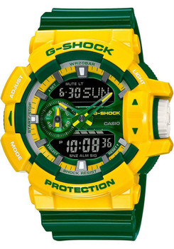 G-Shock GA-400 Special Edition Yellow/Green