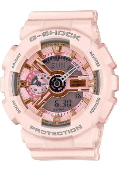 G-Shock S-Series GMAS-110MP Light Pink