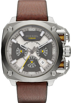 Diesel DZ7343 BAMF Chronograph Steel/Brown