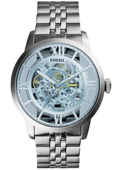 Fossil ME3073 Townsman Automatic Blue-Tint