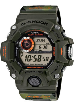G-Shock Rangeman Atomic Green Camo - LIMITED EDITION