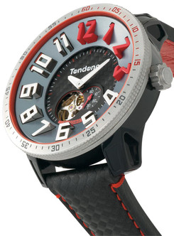 Tendence Carbon Fiber Black Automatic Limited Edition
