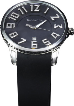Tendence Slim 41 Black/Silver