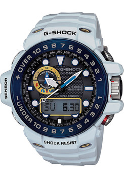 G-Shock Gulfmaster Triple Sensor Grey/Black - LIMITED EDITION