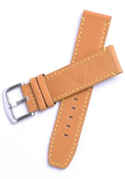 Xeric Xeriscope Tan Leather Strap