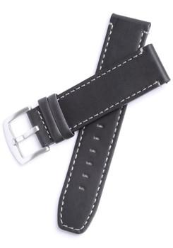 Xeric Xeriscope Black Leather Strap